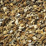 British Soil Newbury flint gravel