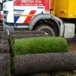 British Soil turf