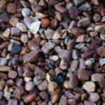 British Soil Staffordshire pink gravel